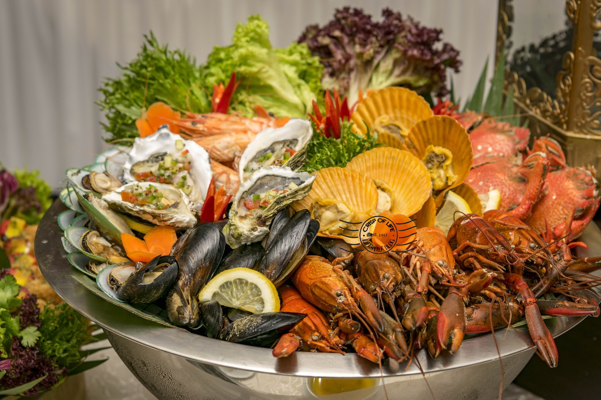 Arabian Nights Unlimited A La Carte Dinner @ Sarkies, Eastern & Oriental Hotel From 16 April - 11 May 2021