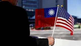 US triples vaccines with 2.5 million-dose shipment to Taiwan