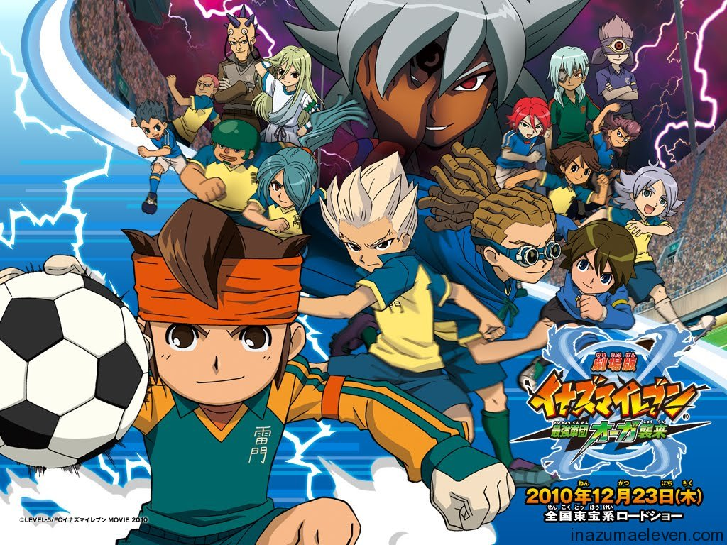Inazuma Eleven Subtitle Indonesia Batch