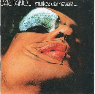 Caetano Veloso - Muitos Carnavais (1977)