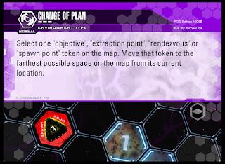 Environment type: Change of Plan
