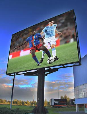màn hình led p8 outdoor giá rẻ
