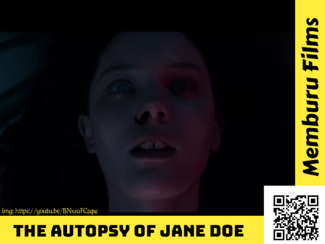Penjelasan Ending Film The Autopsy of Jane Doe
