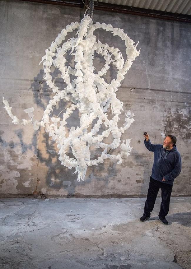 Ai Wei Wei - glass art