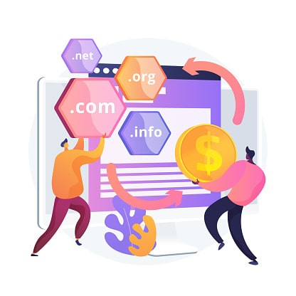 buy and flip domain - online business ideas