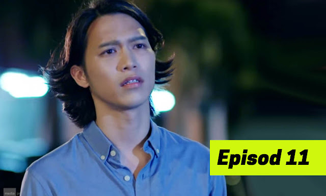 Drama Romantika 4 Hari 3 Malam Episod 11