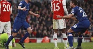 Pertandingan Chelsea vs Arsenal Melalui Mola TV
