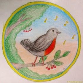 Cheery Robin