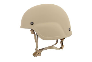 Desain Helm Militer Amerika
