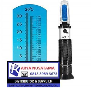 Jual Hydrometer 070-080 Brix Refractometer di Lampung