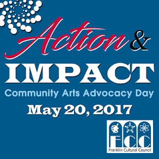 """ACTION & IMPACT: Community Arts Advocacy Day"" - May 20"