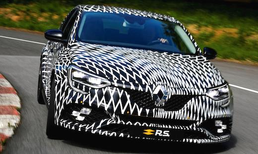 2018 Renault Clio RS Rumors