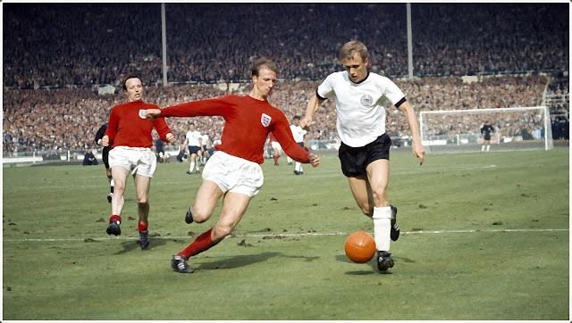 Jack Charlton England World Cup 1966