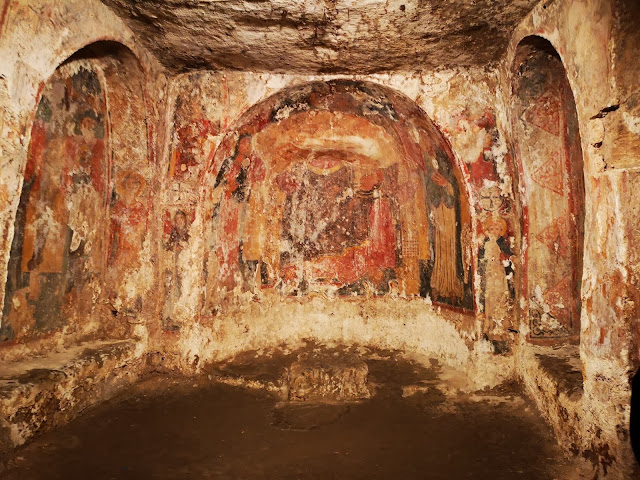 Affreschi bizantini