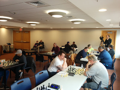 Otis Library's NORWICH OPEN Attracts New Players