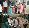 Keluarga Besar H.Mahdi Syaihon-Ibu Hj. Siti Qomariyah. S.ip, Salurkan Ribuan Paket Sembako Kepada Yatim Dan Dhuafa