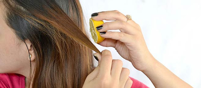 يمكنك صبغ شعرك بطرق طبيعية