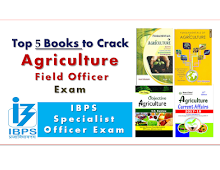 Top 5 Best Agriculture Books to Crack IBPS Specialist Agriculture Field Officer
