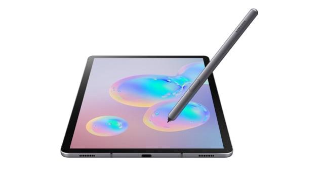 سامسونج تطلق Tab S6 بمعالج Snapdragon 855 وقلم S-Pen جديد