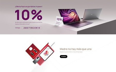 top-8-ofertas-promociones-10-en-portatiles-dia-madre-huawei-store