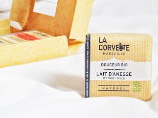 Les pavés marseillais douceur bio - La Corvette