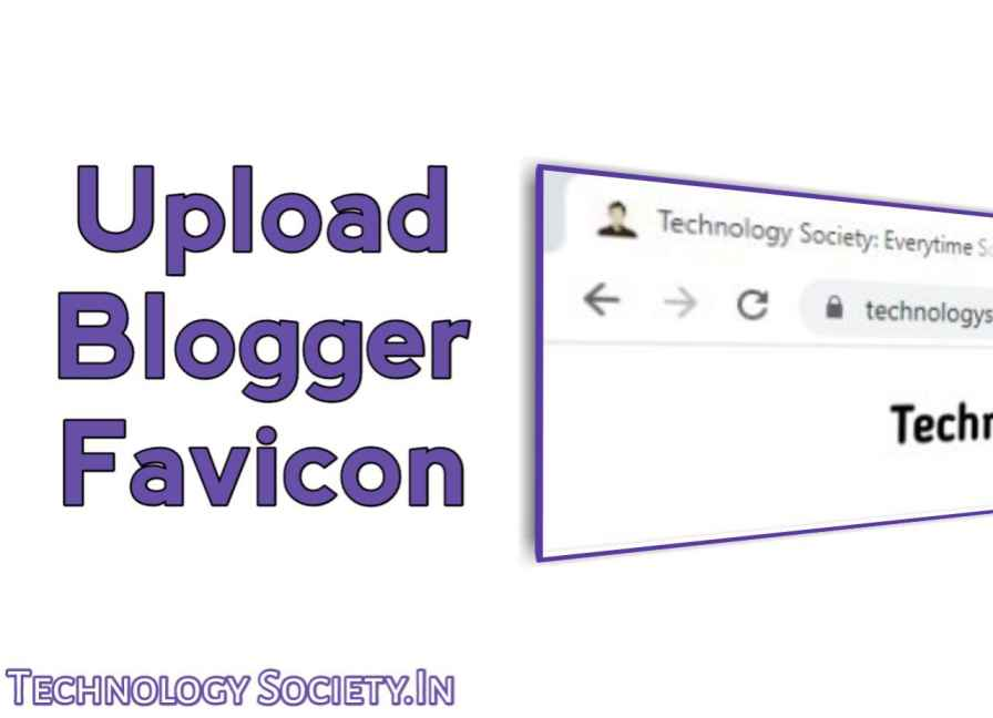 Create Favicon in New Blogger Interface Blog