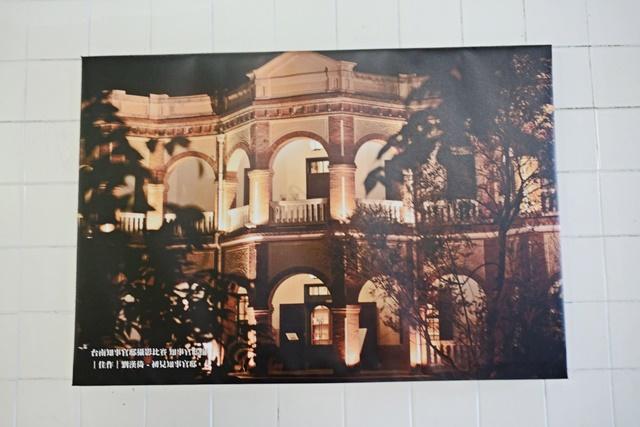 知事官邸夜景台南旅遊景點
