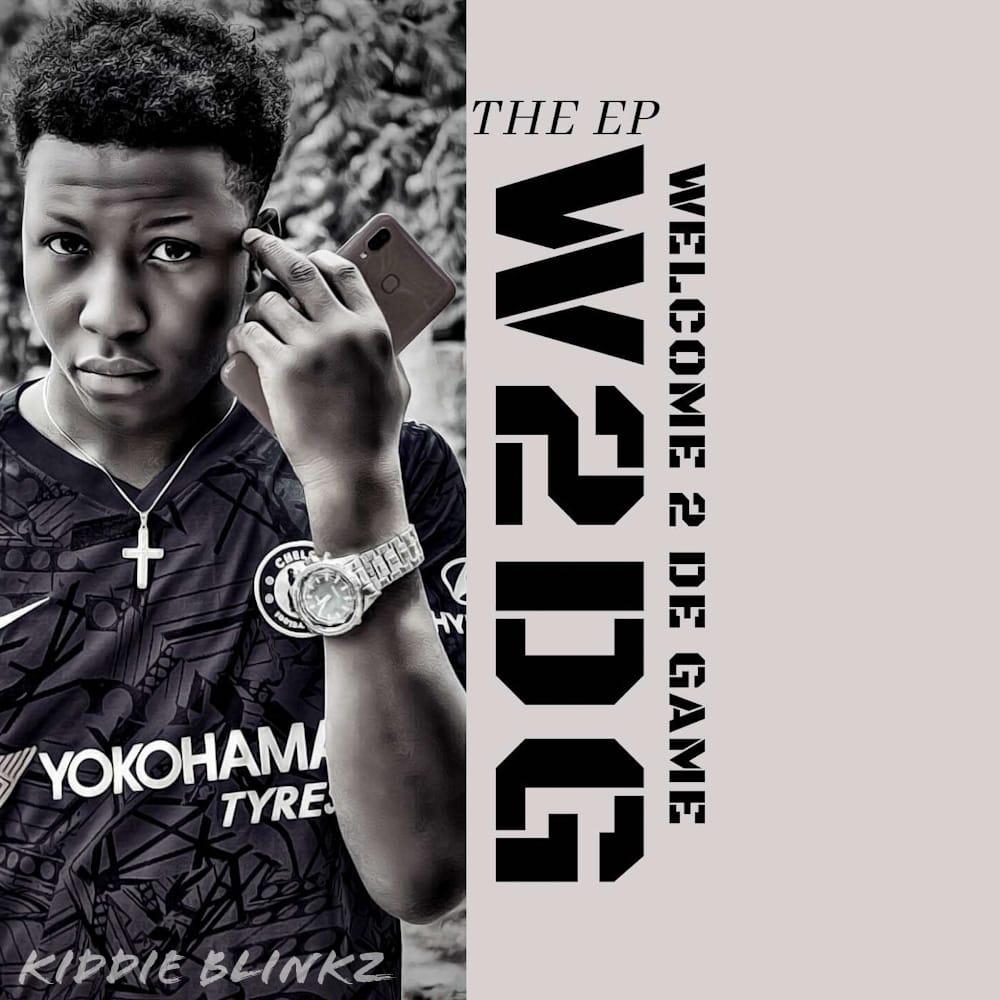 [Extended play] Kiddie Blinkz - welcome 2 de Game - 4 tracks #Arewapublisize