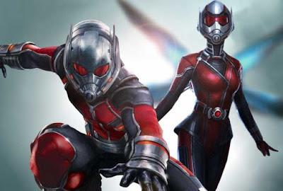 Wow, Trailer Sequel Marvel Ant-Man Sudah Keluar