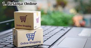 Belanja Online merupakan salah satu hal yang bisa kamu lakukan untuk rayakan hari pelanggan nasional