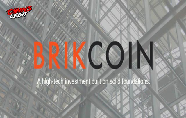 Airdrop Brickcoin - Free 850 BRIK Estimate $10.46