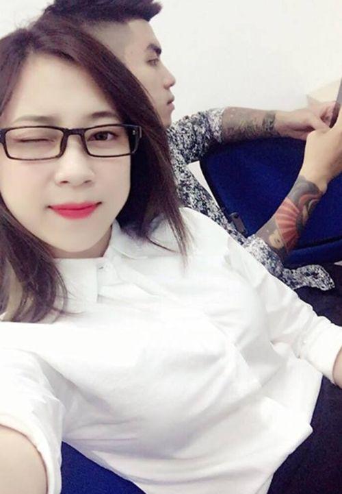 Hot girl Nguyễn Khánh Linh lộ clip sex với bạn trai?