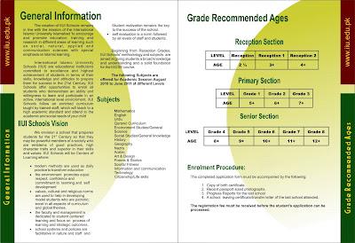 contoh brosur sekolah dalam bahasa inggris