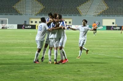 ملخص اهداف مباراة الاسماعيلي والبنك الاهلي (2-0) الدوري المصري