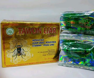 Benefits of Tawon Liar Capsules