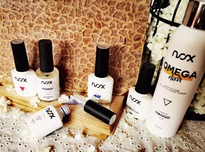 Nox - i Ty możesz zostać stylistką paznokci we własnym domu