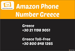 Amazon Phone Number Greece