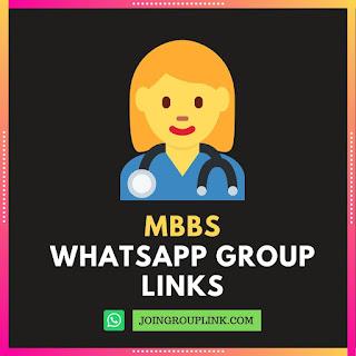 MBBS WHATSAPP GROUP LINKS