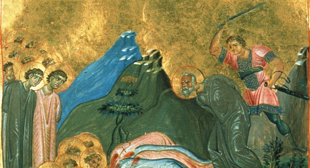БЛАЖЕННЫ ГОНИМЫЕ СМЕРТЬЮ РАДИ ГОСПОДА! ГОНЕНИЕ ХРИСТИАН И ИСПОВЕДНИЧЕСТВО.