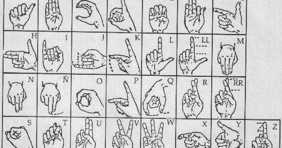 Compartir Signos (SORDOS): Alfabeto (LSM)