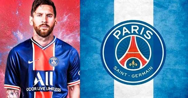 CONFIRMADO | Leonel Messi jugará en el equipo francés Paris Saint Germain PSG
