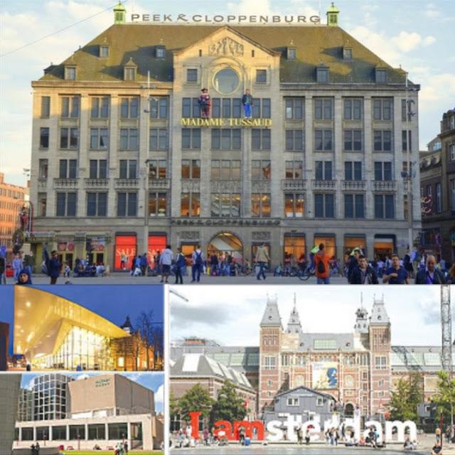 أشهر متاحف هولندا
