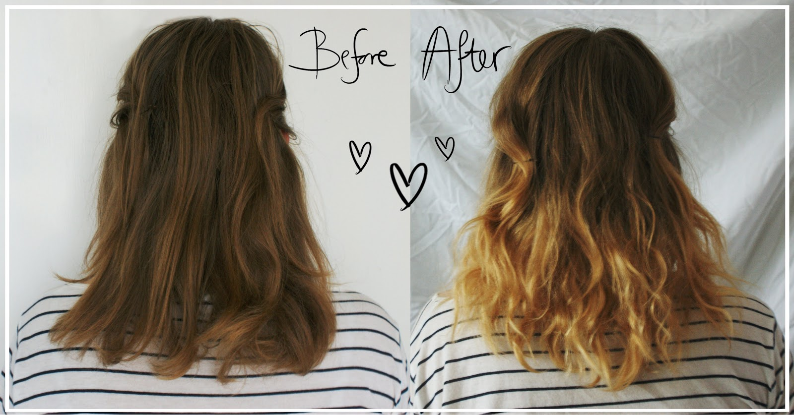 Short And Sweet: Ombre Hair