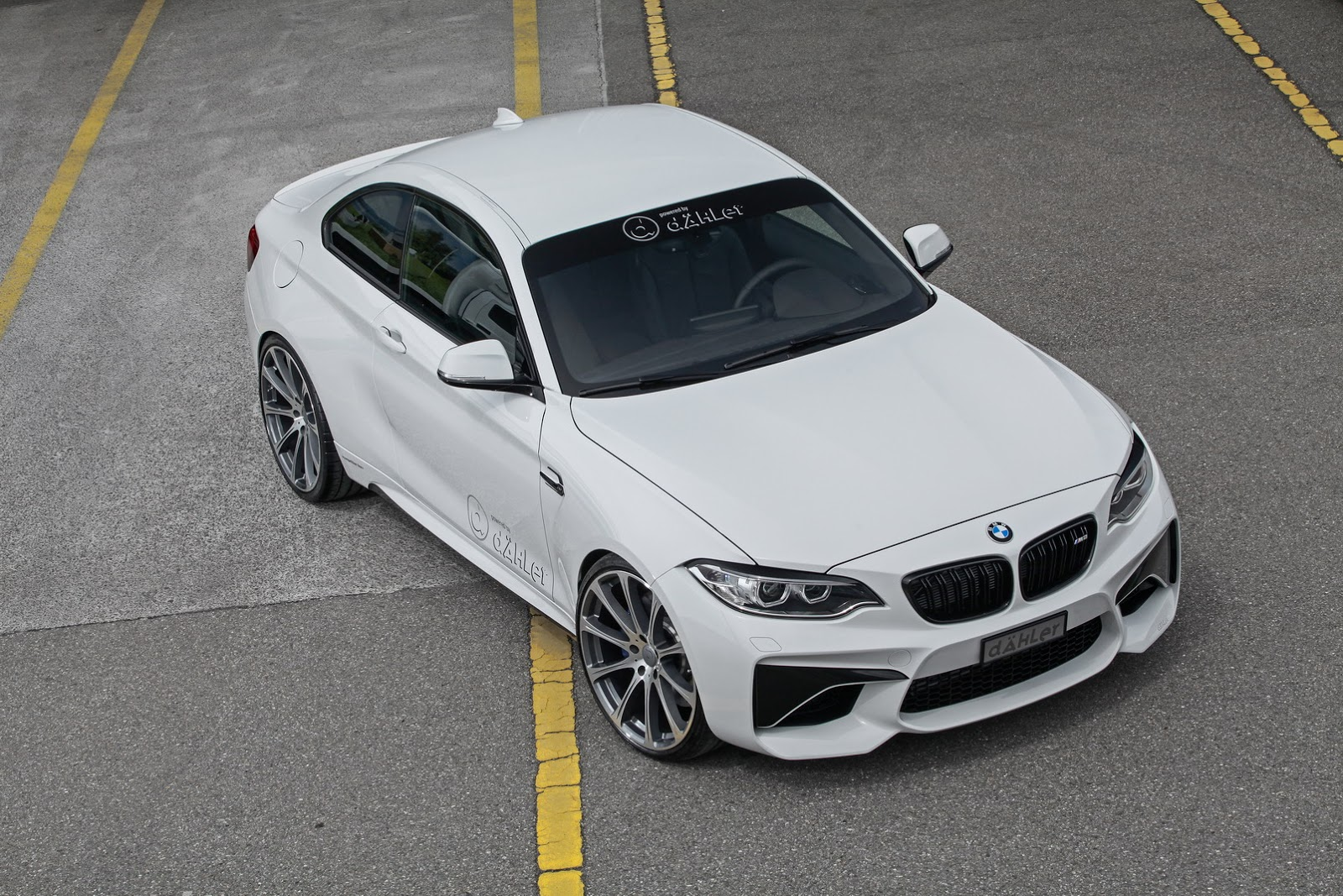 d hler drops bmw m4 s s55 into m2 coupe tunes it to 532hp. Black Bedroom Furniture Sets. Home Design Ideas