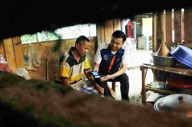 Apresiasi Peran Mantri, Kanwil BRI Bandung Gelar Forum Komunikasi