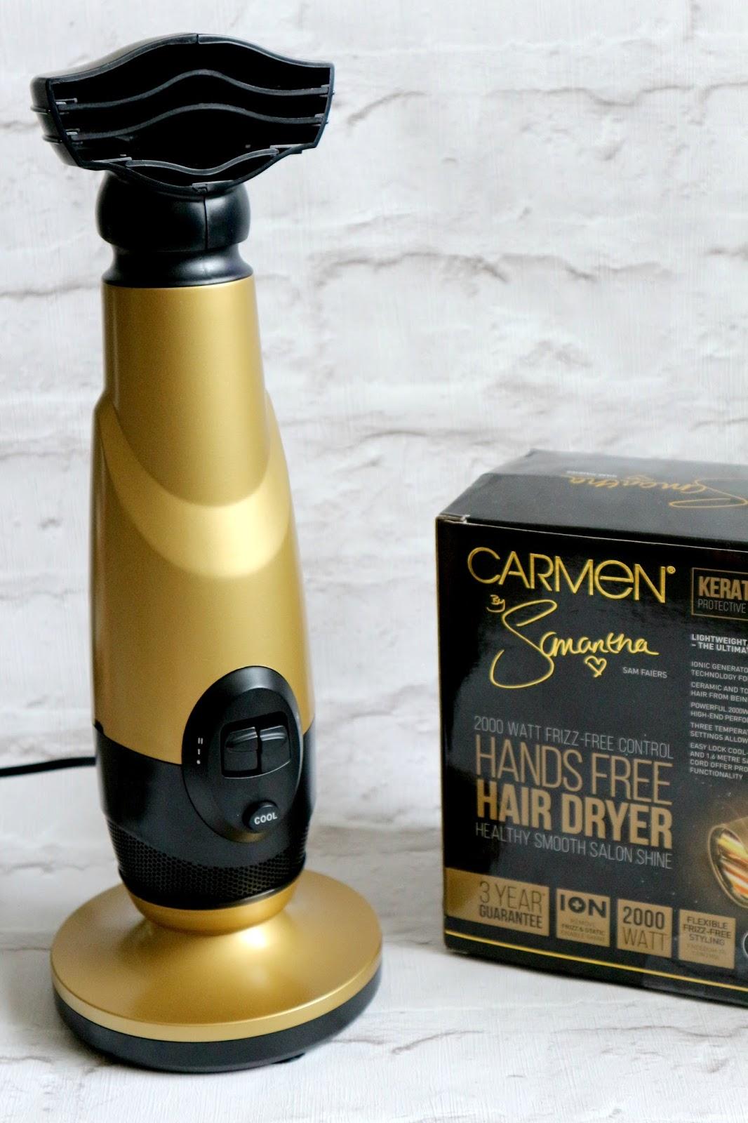 Carmen Hands Free Hairdryer