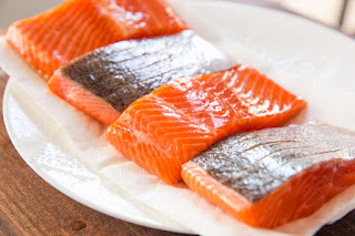 Salmon - Increase Sperm Count