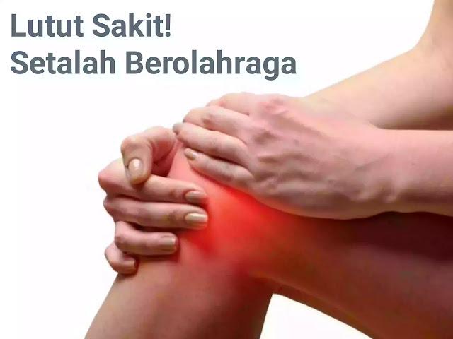Penyebab Lutut Sakit saat Ditekuk Setelah Berolahraga