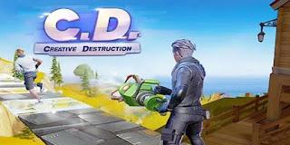 تحميل لعبة Creative Destruction للاندرويد