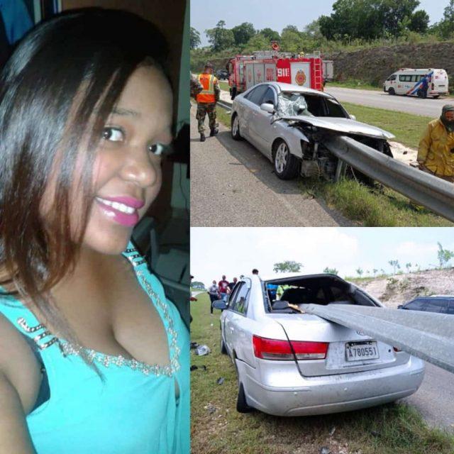 Un muerto y un herido en accidente de tránsito en la Autopista del Coral